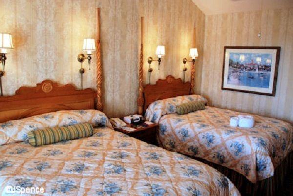 <p>Original Guest Room</p>