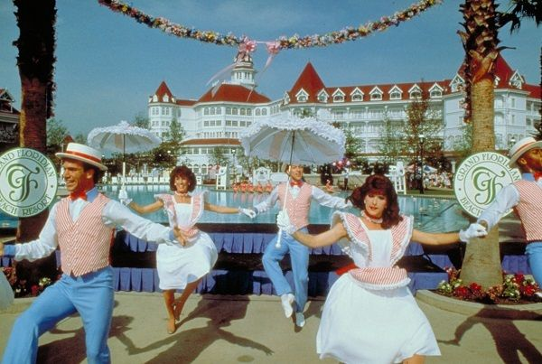 Grand Floridian Beach Resort Opening