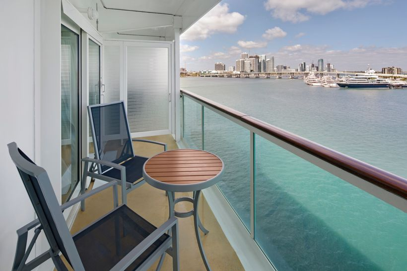 <strong>Deal alert: Balcony staterooms for as little as $100 per person per day.</strong>