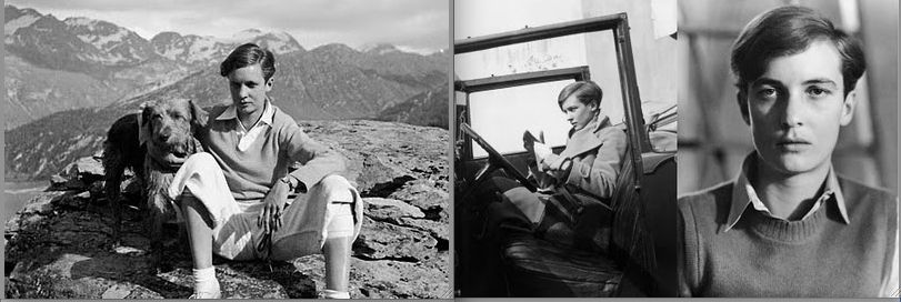 """Butch style"" —Brave lesbian pioneers like 1930's butch icon, Annemarie Schwarzenbach, paved the way for lesbians to someday"