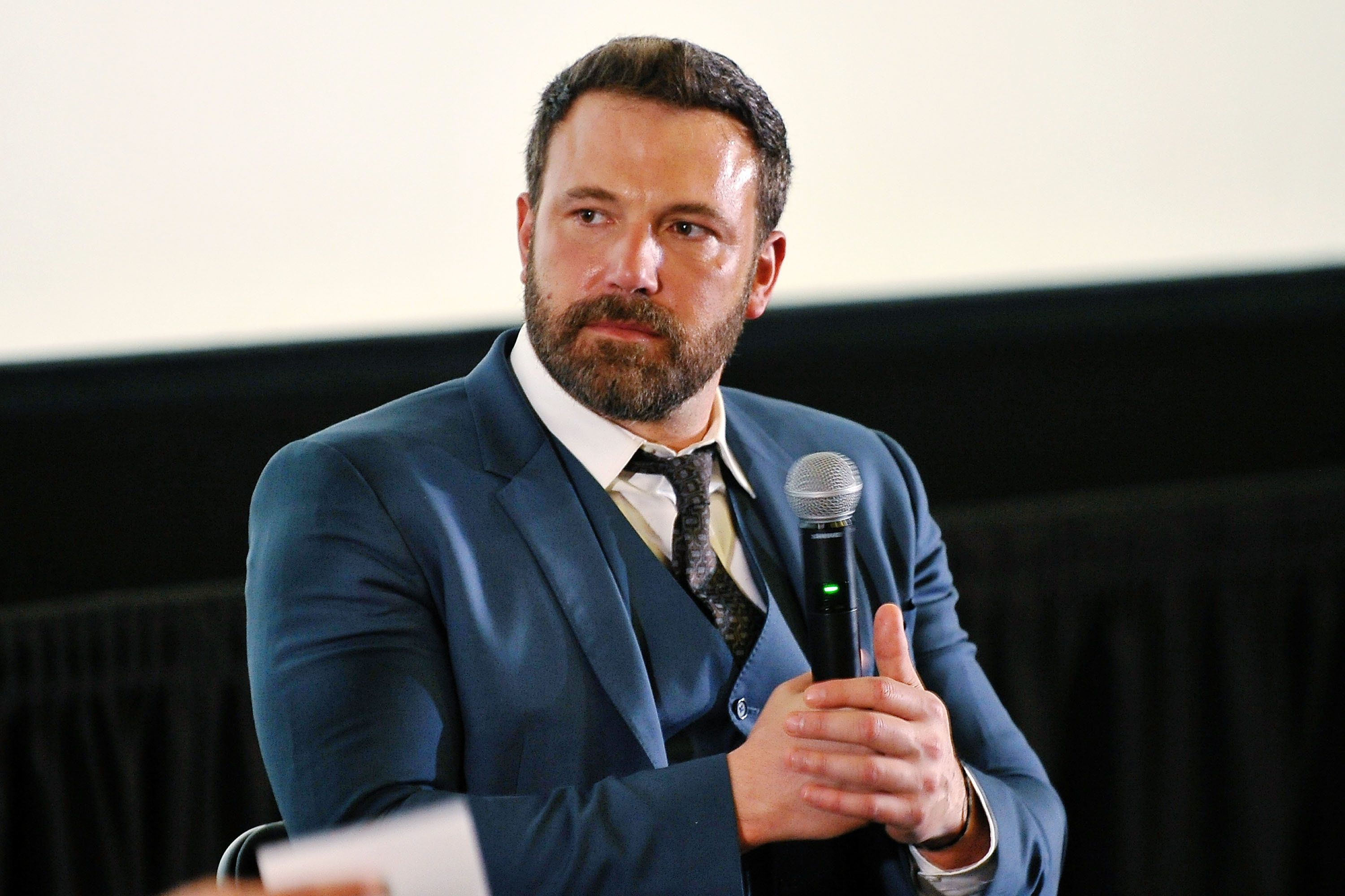 Ben Affleck Really Wants You To Believe He's Not Leaving Well Known