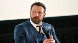 Ben Affleck Really Wants You To Believe He's Not Leaving