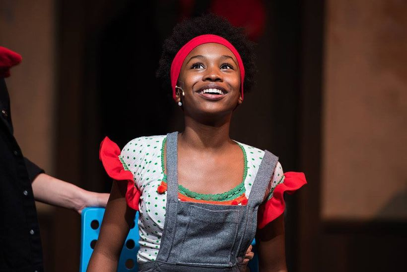 Kennedy Williams as Jojo in <strong><em>Seussical the Musical</em></strong>