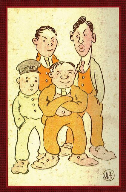 Cover art for Henry Yoshitaka Kiyama's<strong><em>Manga Yonin Shosei</em></strong>