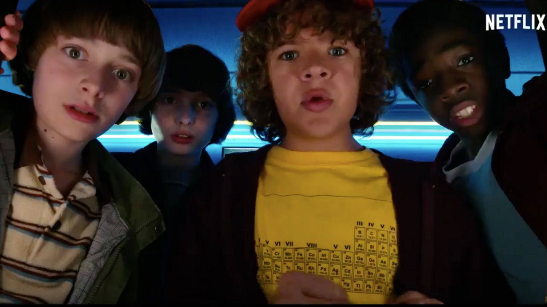 'Stranger Things' Season 2 Trailer Is An Eleven Out Of Ten
