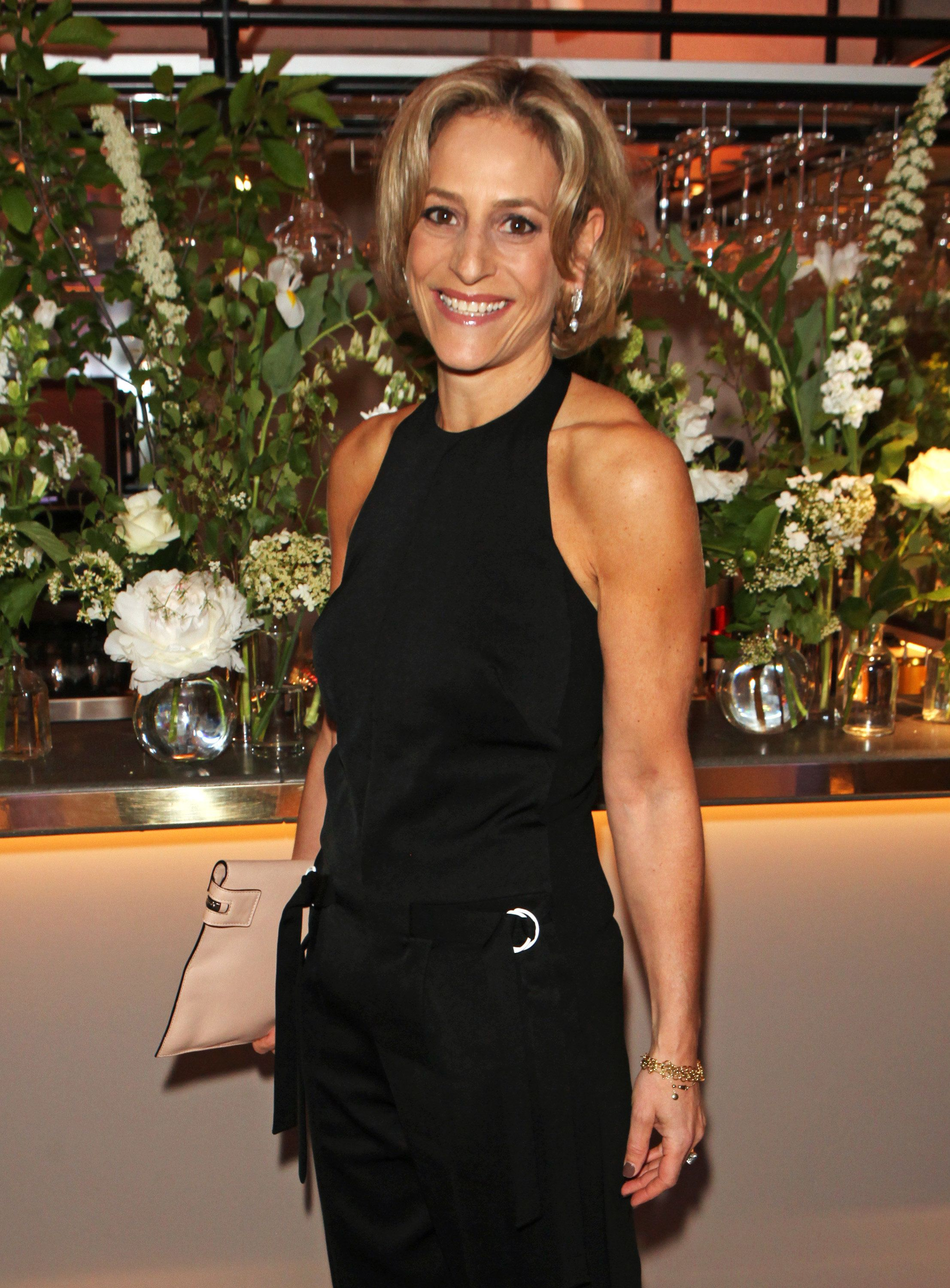 Newsnight presenter Emily Maitlis is among those who signed the letter to Tony