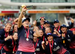England Winning Cricket World Cup Marks Historic Day For Women's Sport