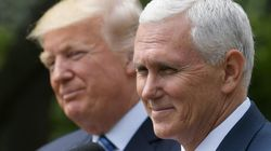 Mike Pence Cements His Trump Bromance With Gushing Love