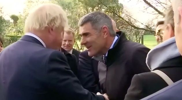 Boris Johnson Visit To New Zealand
