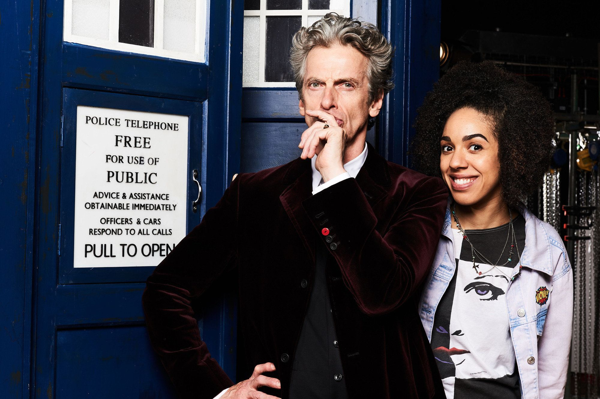 Pearl Mackie is leaving 'Doctor Who' after just one