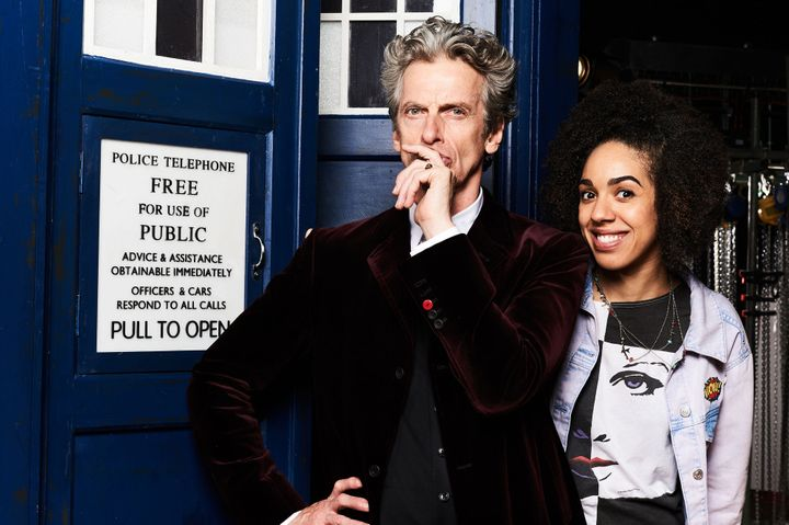 Pearl Mackie is leaving 'Doctor Who' after just one series