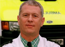 'Casualty' Star Defends Derek Thompson's BBC Salary, After He Was Named Highest-Paid Actor