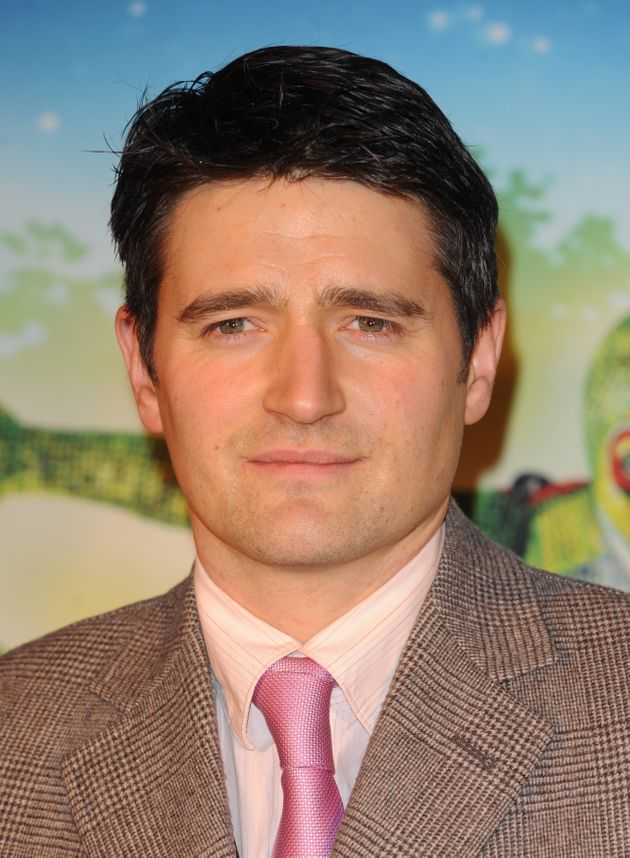 Tom Chambers spoke out about his co-star's
