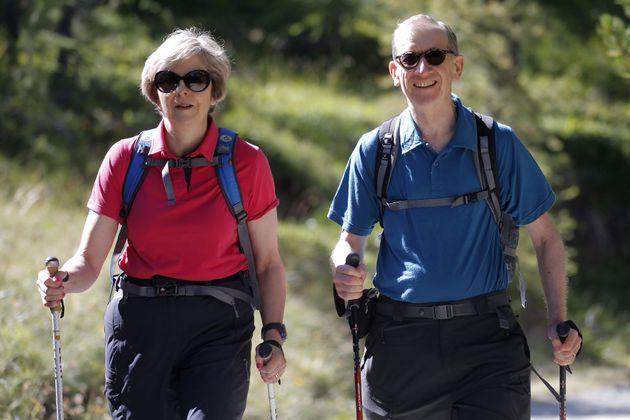 Theresa May's Three-Week Summer Holiday 'Will Cost £700 More Because Of