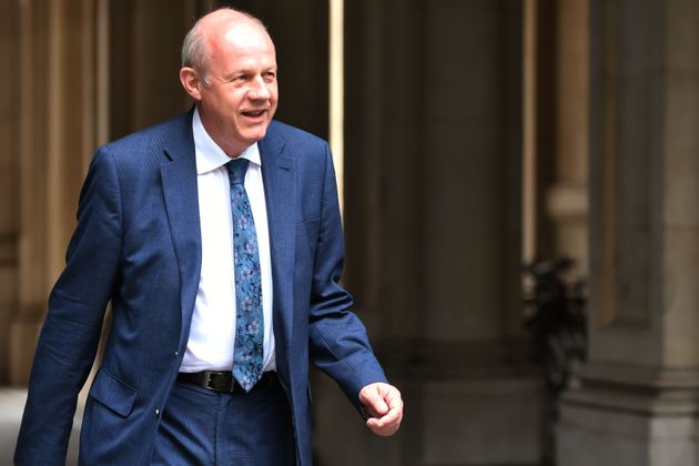 Cabinet office minister Damian Green is the most likely candidate to hold the fort in the PM's