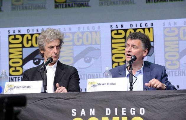 Steven was speaking alongside Peter