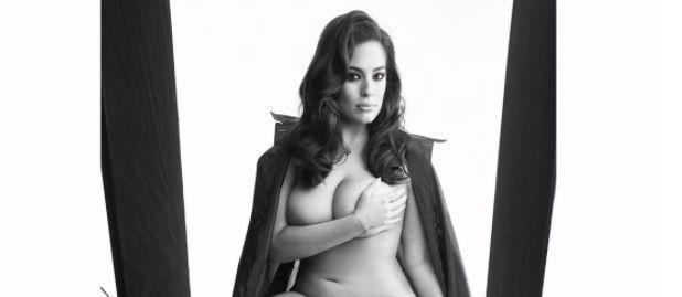 Ashley Graham And Emily Ratajkowski Look Fierce In Love Magazine's Nude Photo