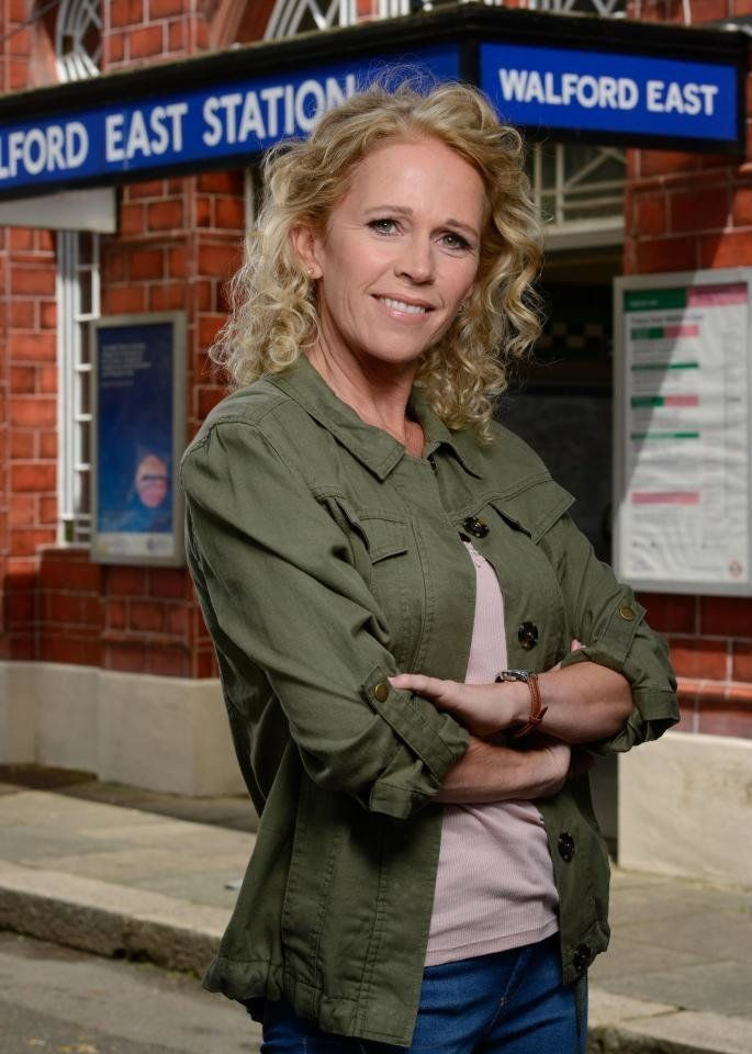 Returning 'EastEnders' Actress Lucy Benjamin Promises 'Fireworks' Following Lisa Fowler's