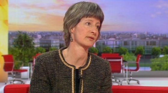 Tory Activist Mary Douglas has been widely criticised for her comments about trans