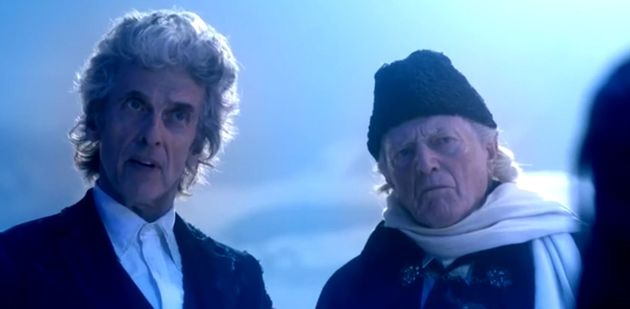 David Bradley will play the First Doctor in the Christmas