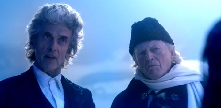 David Bradley will play the First Doctor in the Christmas special