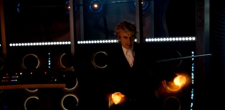 Peter Capaldi's Doctor will regenerate into Jodie Whittaker's incarnation