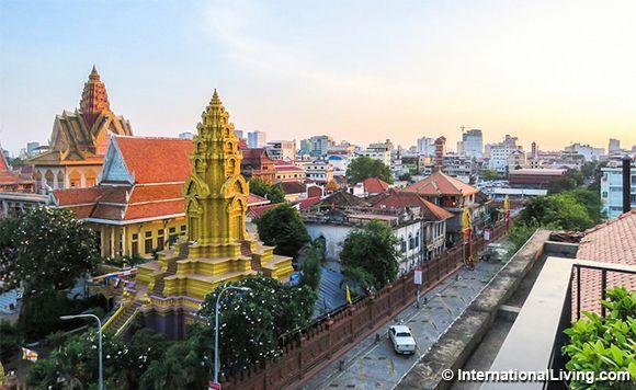City View, Phnom Penh, Cambodia