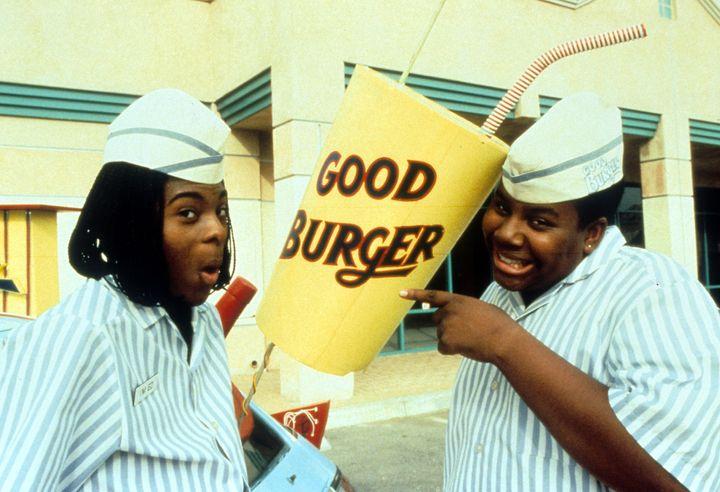 20 Years After 'Good Burger,' Kenan & Kel Are Finally Close