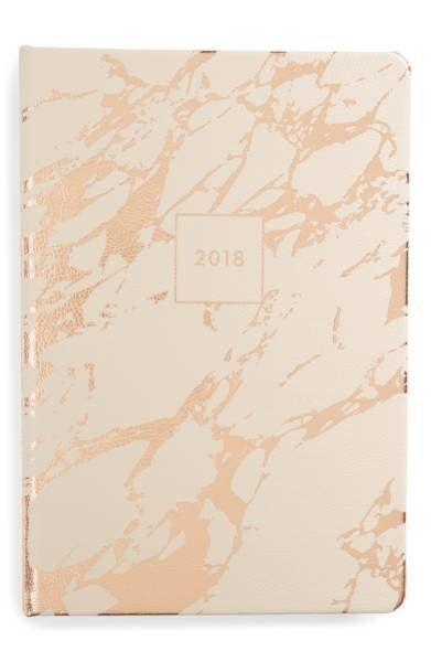 """<a href=""""http://shop.nordstrom.com/s/fringe-studio-blush-marble-17-month-agenda/4623793?origin=keywordsearch-personalizedsort"""