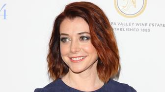 BEVERLY HILLS, CA - APRIL 25: Alyson Hannigan attends the 19th Annual Jonsson Cancer Center Foundation's Taste For A Cure on April 25, 2014 in Beverly Hills, California. (Photo by JB Lacroix/WireImage)