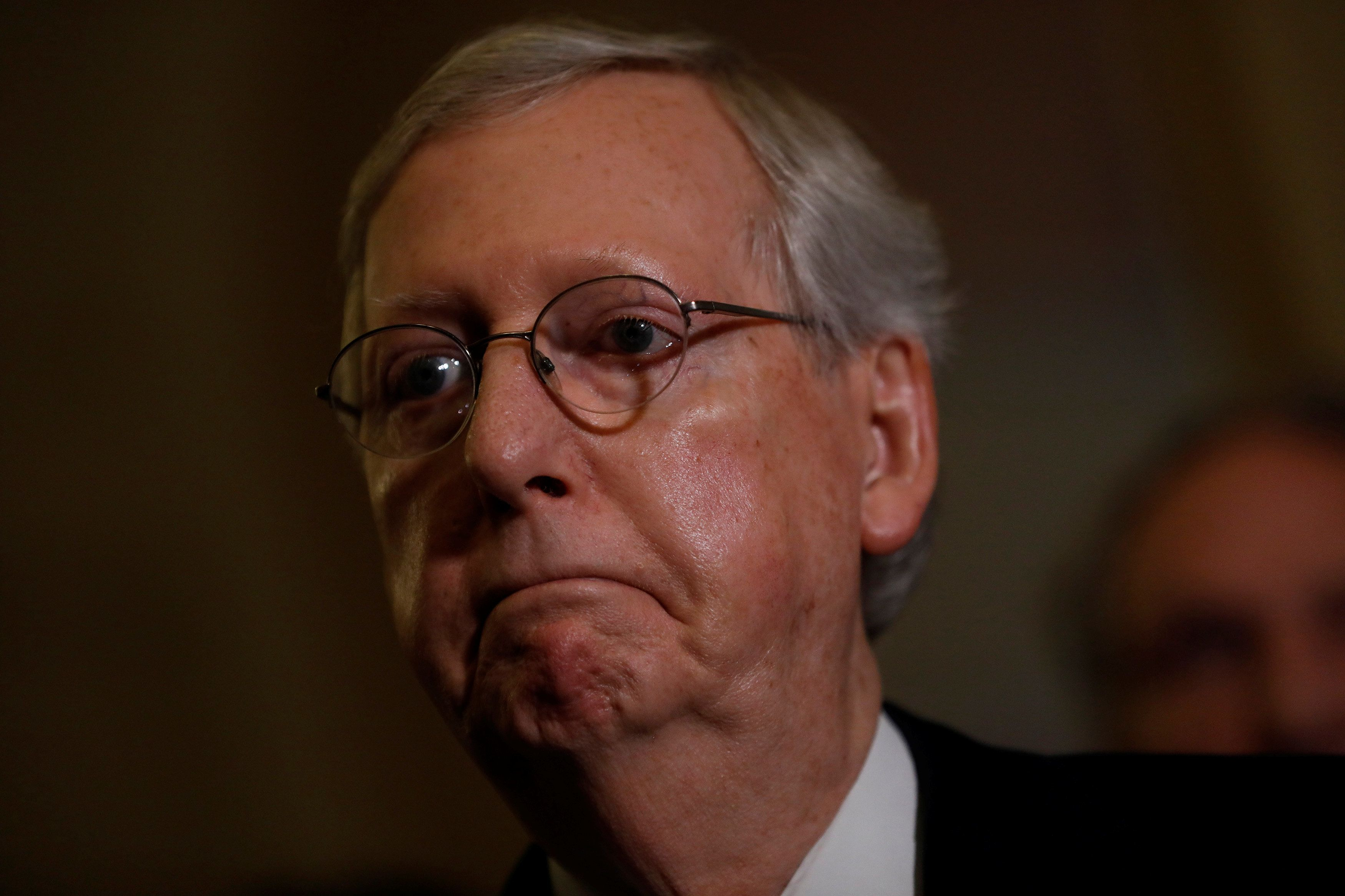 Senate Republicans Don't Know What Health Care Bill They're About To Vote For. That's