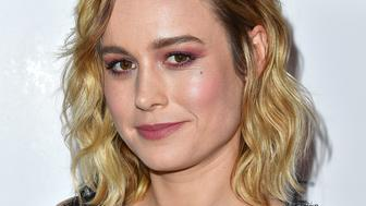 HOLLYWOOD, CA - APRIL 13:  Brie Larson arrive at the Premiere Of A24's 'Free Fire' at ArcLight Hollywood on April 13, 2017 in Hollywood, California.  (Photo by Steve Granitz/WireImage)