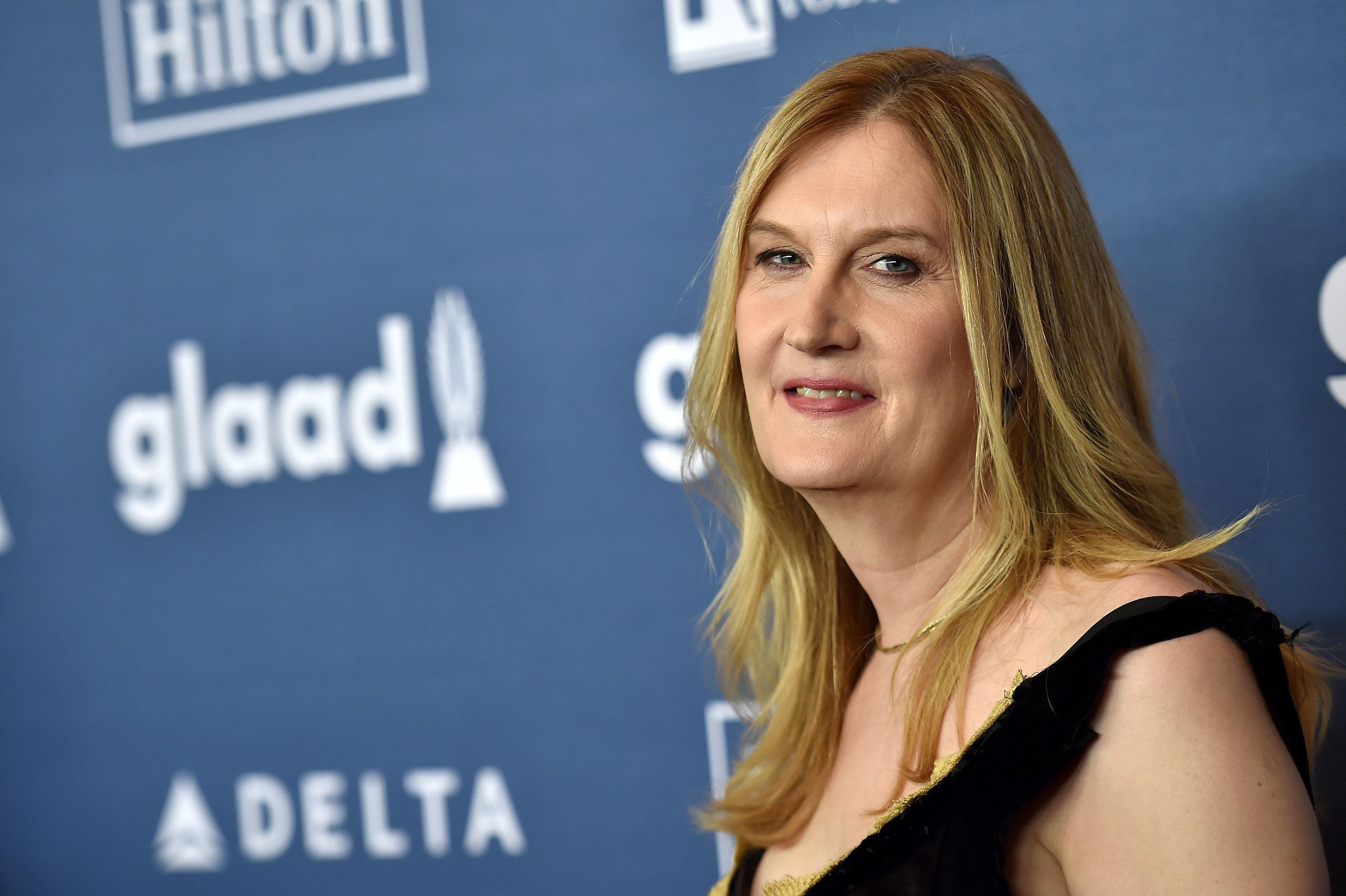 NEW YORK, NY - MAY 14:  GLAAD Board of Directors member Jenny Boylan attends the 27th Annual GLAAD Media Awards in New York on May 14, 2016 in New York City.  (Photo by Dimitrios Kambouris/Getty Images for GLAAD)