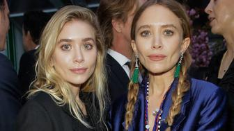 NEW YORK, NY - MAY 03:  Ashley Olsen and Mary-Kate Olsen attend the 40th Anniversary of Studio In A School at The Seagram Building Plaza on May 3, 2017 in New York City.  (Photo by JP Yim/Getty Images)