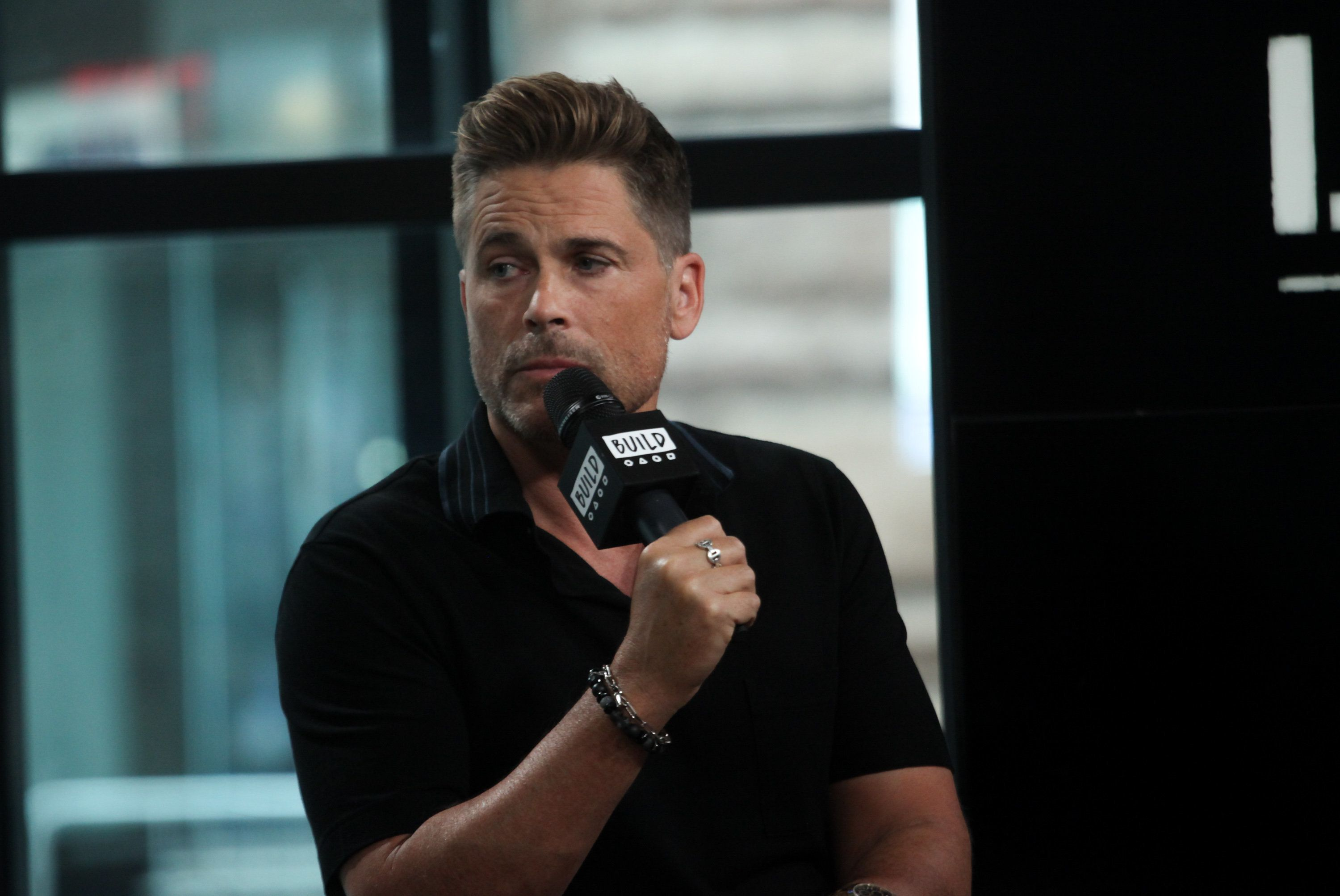 NEW YORK, NY - JULY 24:  Actor Rob Lowe attends Build Series to discuss his new show  'The Lowe Files' at Build Studio on July 24, 2017 in New York City.  (Photo by Steve Zak Photography/FilmMagic,)