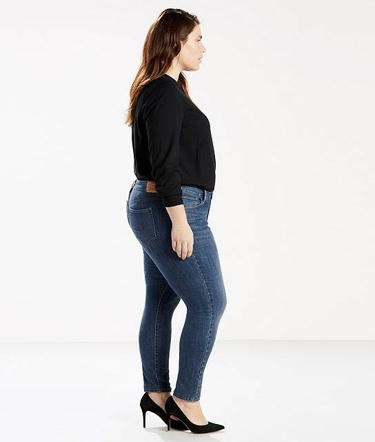 """Levi's crafts durable, well-made denim that's perfect for all occasions -- and up to a size 24L. <a href=""""http://www.levi.com"""