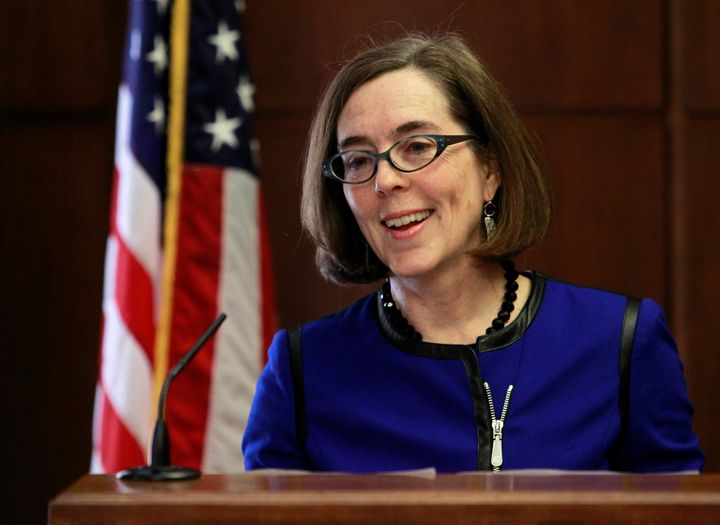 Oregon Gov.Kate Brown (D) has signed a bill effectively downgrading first-time simple drug possession from a felony to