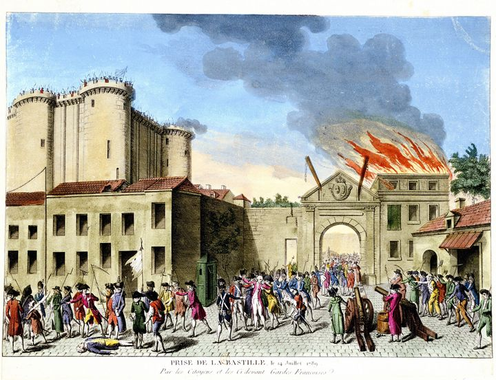 The French Revolution established notions of rights, individual liberties and the primacy of a secular state. But it also brought two centuries of reaction to the revolution.