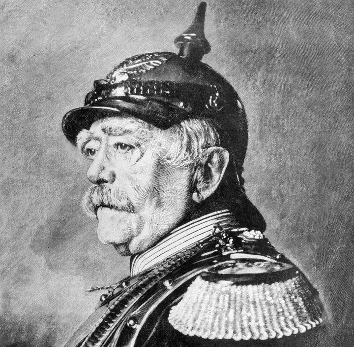 Prussian Foreign Minister Otto von Bismarck's mix of nationalism and power politics laid the foundation for World War I.