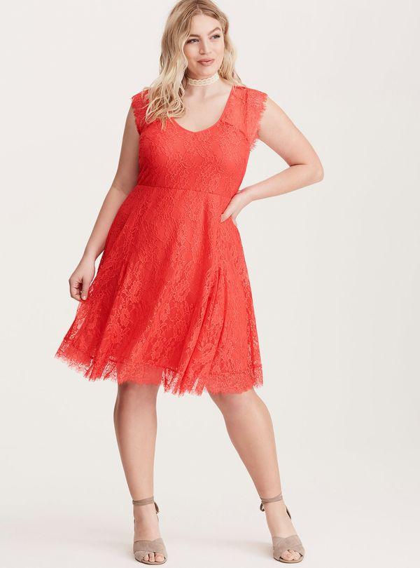 Loft Skyline Wrap Dress