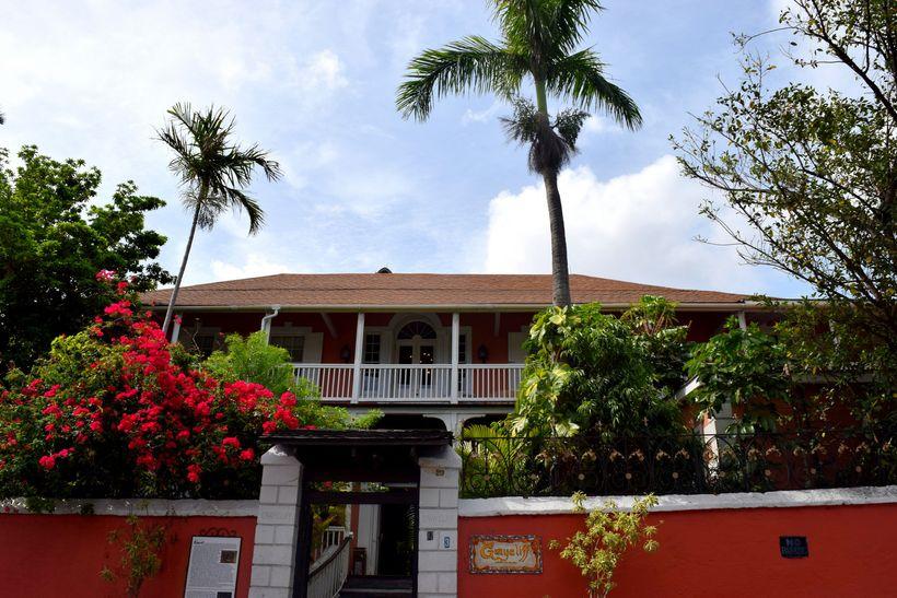 The Graycliff Hotel, Nassau, Bahamas