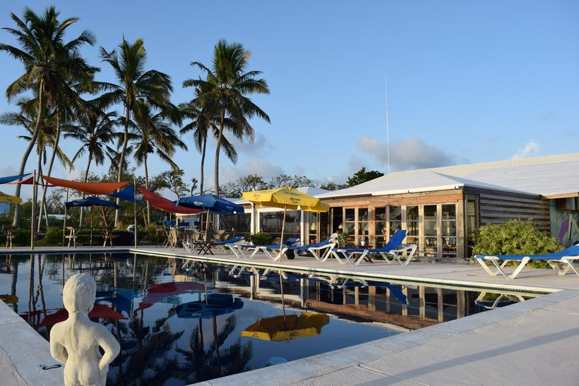 Carriearl Boutique Hotel on Great Harbor Cay