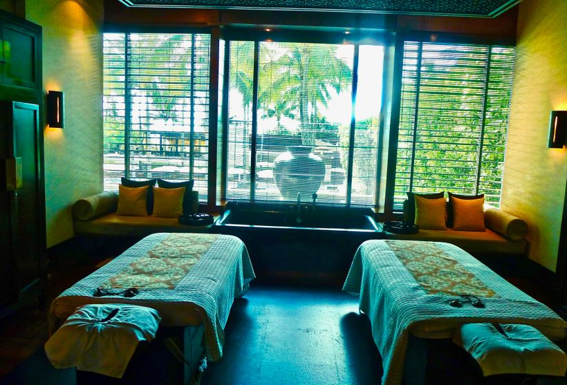 <strong>Treatment Suite at the Spa by THÉMAÉ at the Setai, Miami Beach</strong>