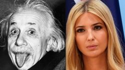 Ivanka Trump's Attempt To Quote Albert Einstein Backfires