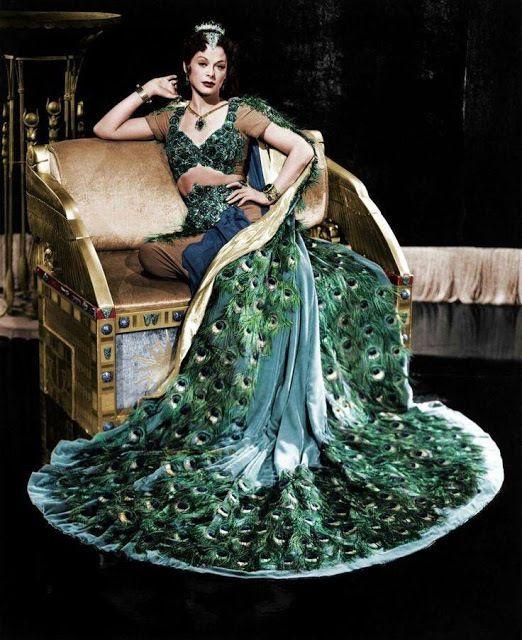 Hedy Lamarr co-starred in 1949's <strong><em>Samson and Delilah</em></strong>