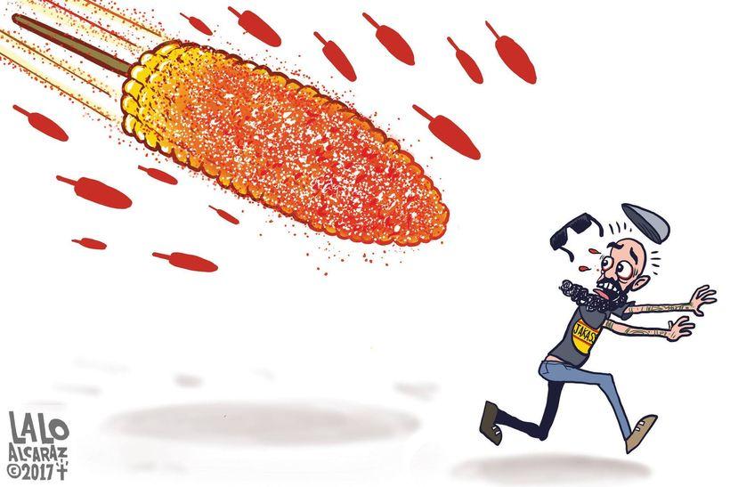 Cartoon By Lalo Alcaraz http://www.pocho.com/
