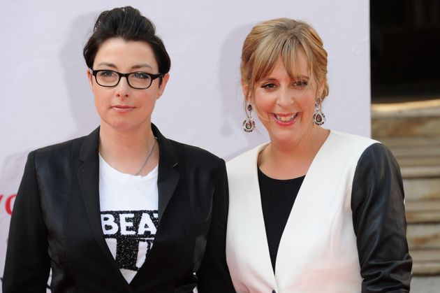 Mel And Sue Are Writing A Brand New Sitcom For The BBC - And Are Set To Star In It