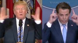 Scaramucci Matches Trump So Perfectly People Think He's Mini