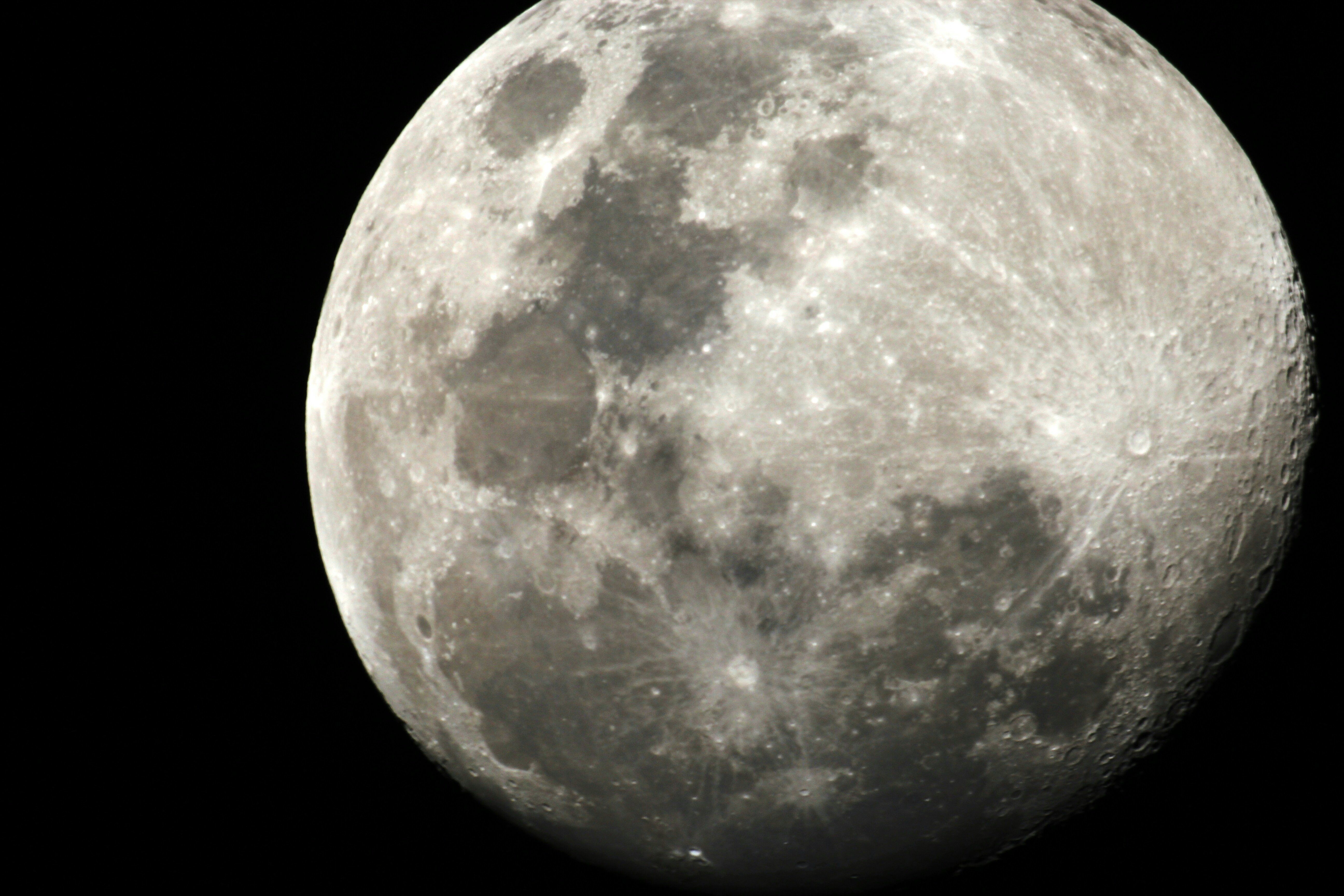 The Moon Has Large Water Deposits Hidden Under Its Surface, Contrary To What We All