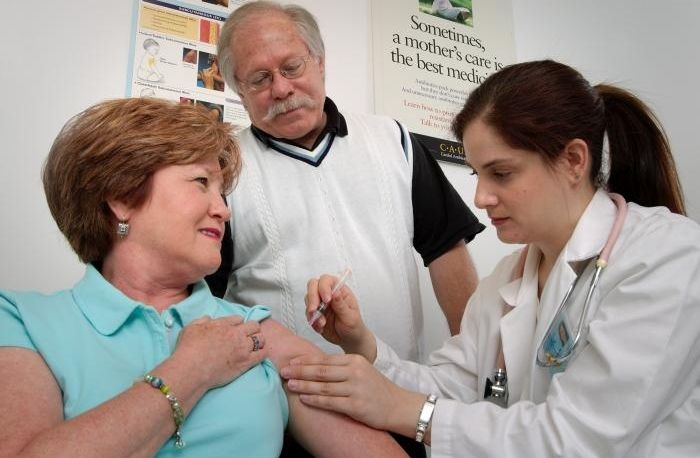 Flu Vaccine Linked To Less Hospitalizations Among Elderly